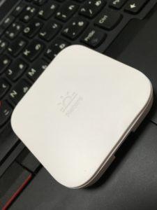 IFTTTからWebhookを経由して、スマートリモコン(Nature Remo mini)を操作
